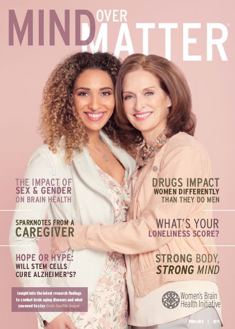 Mind Over Matter magazine 2016
