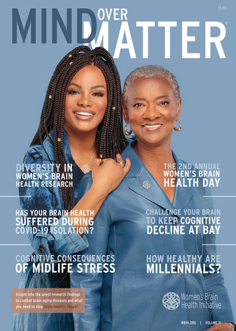 Mind Over Matter Magazine V11