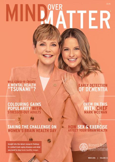 Mind Over Matter Magazine V12